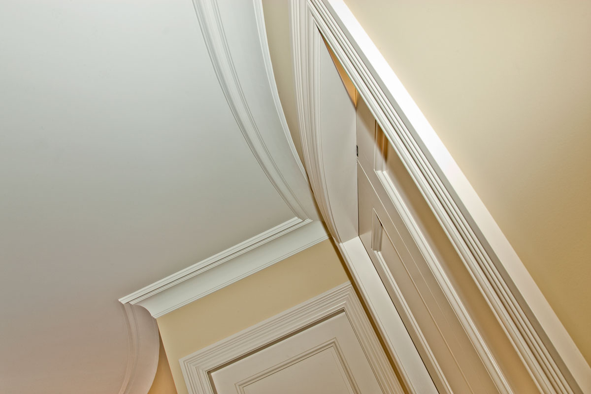 Custom Curved Architrave