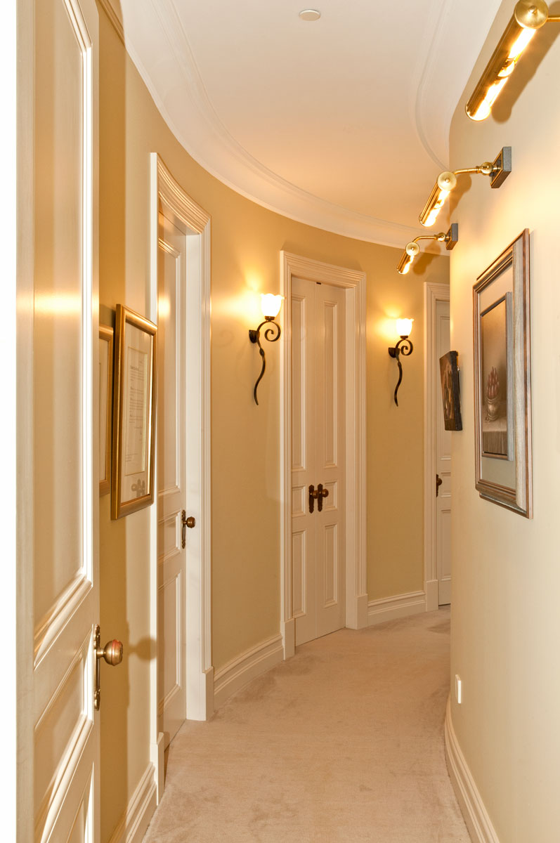 Custom Curved Skirting & Architrave