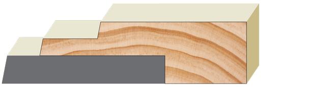 Birkenhead Architrave